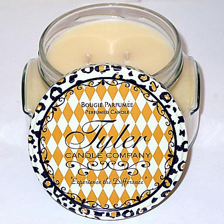 Tyler Candle 22 Oz. Jar -  Fearless