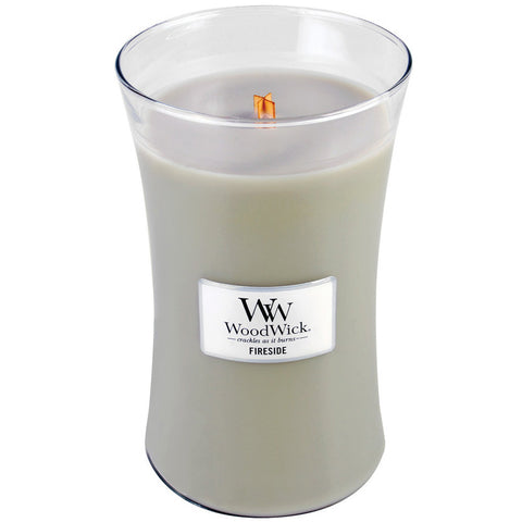 Woodwick 22 Oz. Candle - Fireside