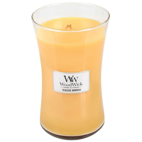 Woodwick Candle 22 Oz. - Seaside Mimosa