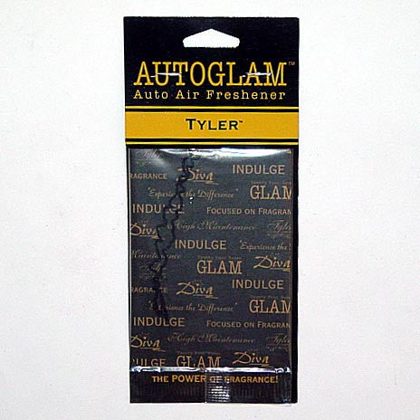 Tyler Candle AUTOGLAM(TM) Auto Air Freshener Set of 6 - Tyler