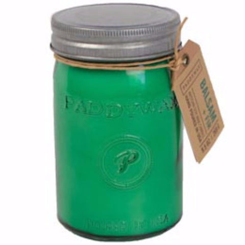 Paddywax Relish Jar 9.5 Oz. - Balsam Fir