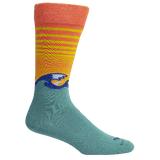 Brown Dog Hosiery Men's Socks - Atlantic Beach Dubarry