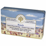 Australian Soapworks Wavertree & London 200g Soap - Beach