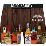 Brief Insanity Boxer Briefs - Bourbons of Kentucky