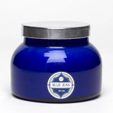Capri Blue Signature Jar 21.5 Oz. - Blue Jean
