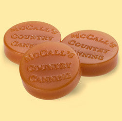 McCall's Candles Wax Melt Button Set of 6 - Country Store