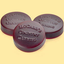 McCall's Candles Wax Melt Button Set of 6 - Mulberry
