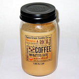 Swan Creek 100% Soy 24 Oz. Jar Candle - Cafe Au Lait
