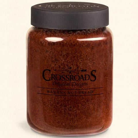 Crossroads Classic Candle 26 Oz. - Banana Nut Bread