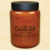 Crossroads Classic Candle 26 Oz. - Buttered Maple Syrup