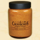 Crossroads Classic Candle 26 Oz. - Hot Apple Pie