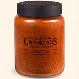 Crossroads Classic Candle 26 Oz. - Orange Clove
