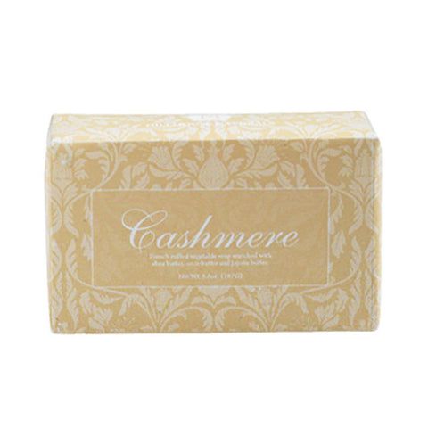 Hillhouse Naturals French Milled Soap 6.6 Oz. - Cashmere
