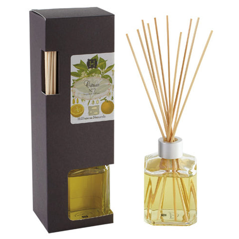 Hillhouse Naturals Reed Diffuser 5 Oz. - Citrus No. 7