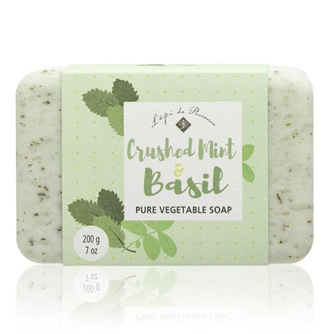 L'epi de Provence Soap 200g - Crushed Mint & Basil