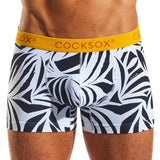 Cocksox Boxer Briefs - Zebra