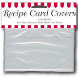 Labeleze Recipe Card Protective Covers 3 x 5