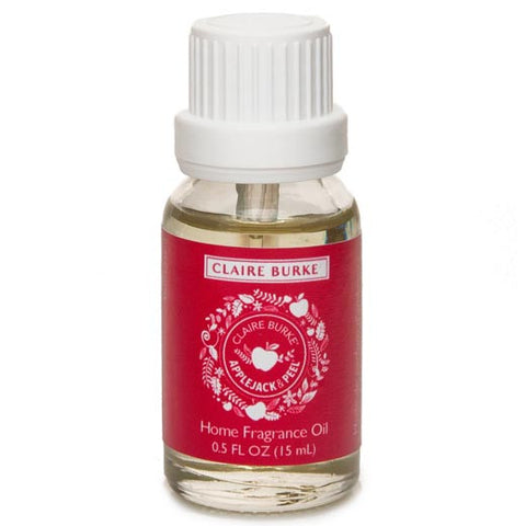 Claire Burke Home Fragrance Oil 0.5 oz. - Applejack & Peel