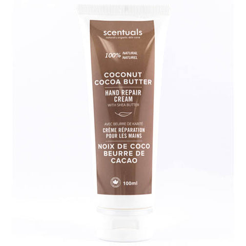 Scentuals Hand Repair Cream 100 ml - Coconut Cocoa Butter