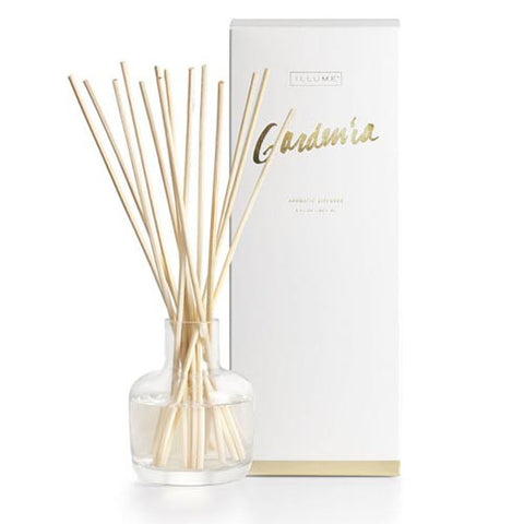 Illume Essentials Reed Diffuser 3 Oz. - Gardenia