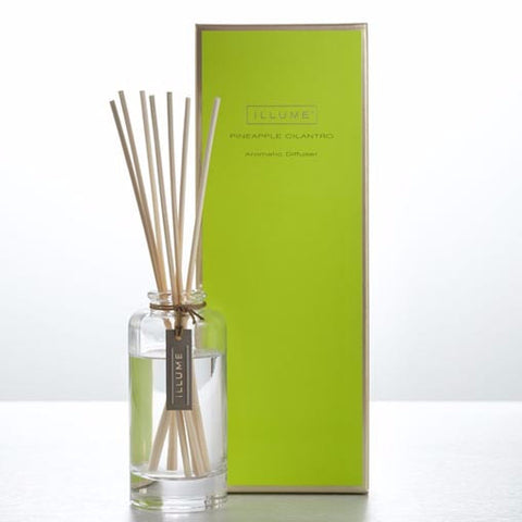 Illume Essentials Reed Diffuser 3 Oz. - Pineapple Cilantro