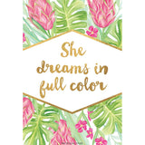 Fresh Scents Scented Sachet Set of 6 - Dream in Full Color