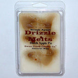 Swan Creek Candle Soy Drizzle Melt 4.75 Oz. - Dutch Apple Pie