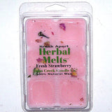 Swan Creek Candle Soy Drizzle Melt 4.75 Oz. - Fresh Strawberry