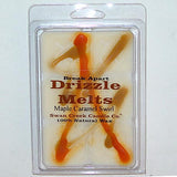 Swan Creek Candle Soy Drizzle Melt 4.75 Oz. - Maple Caramel Swirl