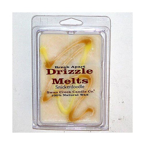 Swan Creek Candle Soy Drizzle Melt 4.75 Oz. - Snickerdoodle