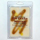 Swan Creek Candle Soy Drizzle Melt 4.75 Oz. - Vanilla Pound Cake
