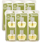 Claire Burke Electric Fragrance Warmer Refill 2016 Set of 6 - Original