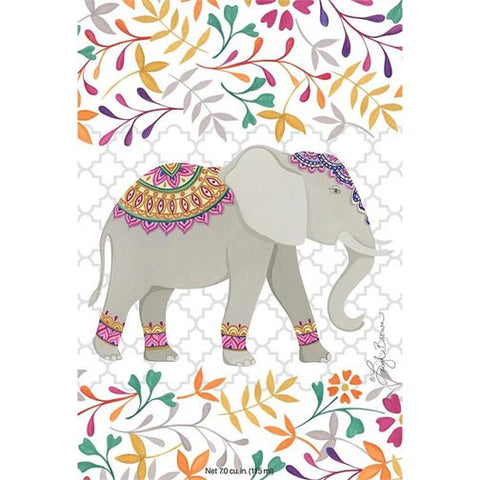 Fresh Scents Scented Sachet Set of 6 - Elephant