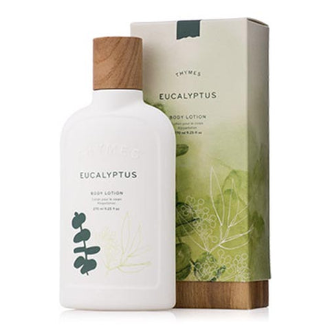 Thymes Body Lotion 9.25. oz. - Eucalyptus