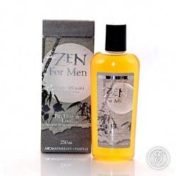 Enchanted Meadow Zen for Men Body Wash 8 Oz. - Fig Leaf & Lime