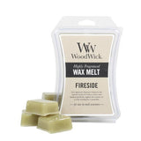 Woodwick Wax Melt 3 Oz. -  Fireside