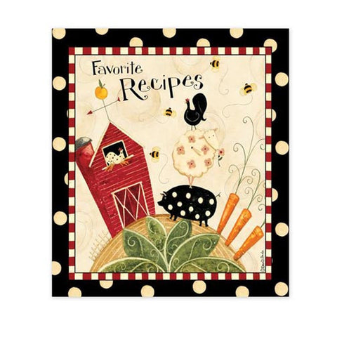 Brownlow Gifts Recipe Binder - Fresh is Good