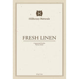 Hillhouse Naturals Sachet 0.6 Oz. Set of 6  - Fresh Linen