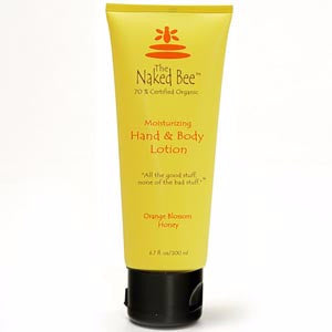 Naked Bee Hand & Body Lotion 6.7 Oz. - Orange Blossom Honey