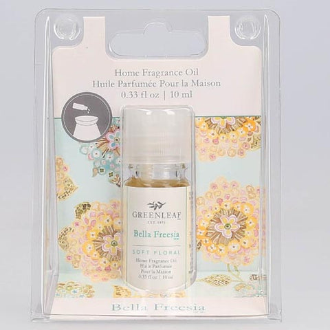 Greenleaf Home Fragrance Oil 0.33 Oz. - Bella Freesia