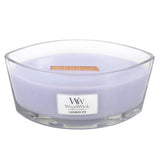 Woodwick Hearthwick Flame 16 Oz. Candle - Lavender Spa