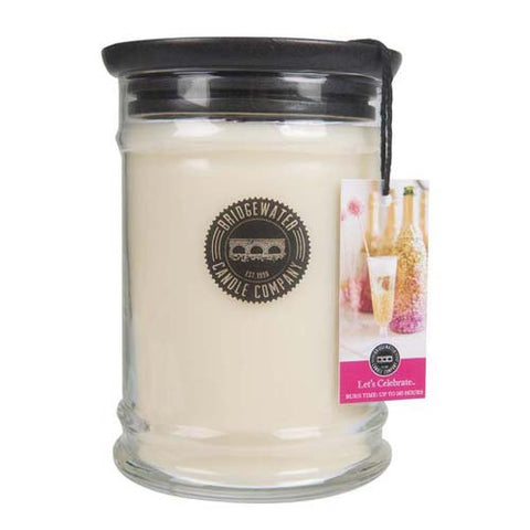 Bridgewater Candle 18 Oz. Jar - Let's Celebrate