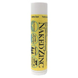 Naked Bee Zinc Sunscreen Lip Balm SPF 15 0.15 Oz.