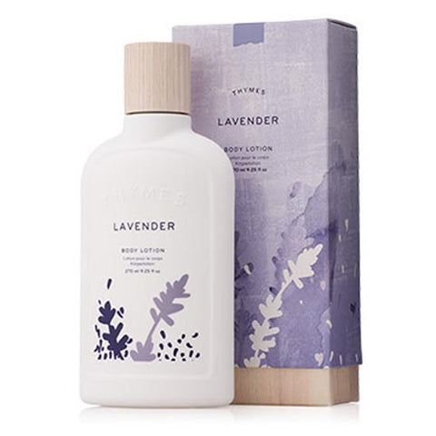 Thymes Body Lotion 9.25. oz. - Lavender