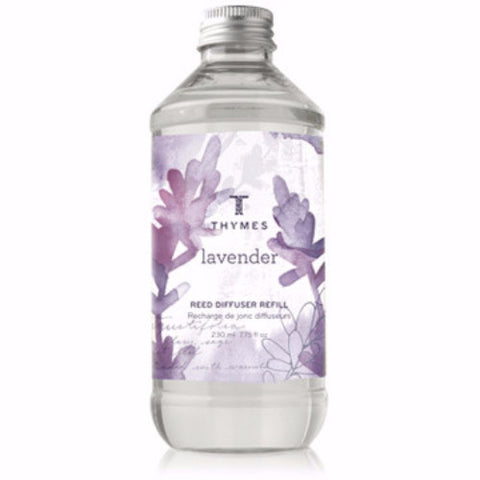 Thymes Reed Diffuser Refill 7.75 Oz. - Lavender