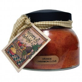 Keepers of the Light Mama Jar - Orange Cinnamon Clove