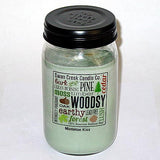 Swan Creek 100% Soy 24 Oz. Jar Candle - Mistletoe Kiss