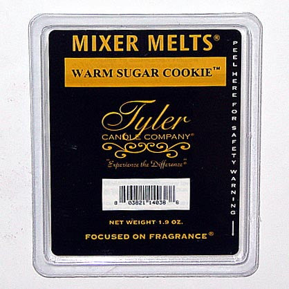 Tyler Candle Mixer Melts Set of 4 - Warm Sugar Cookie