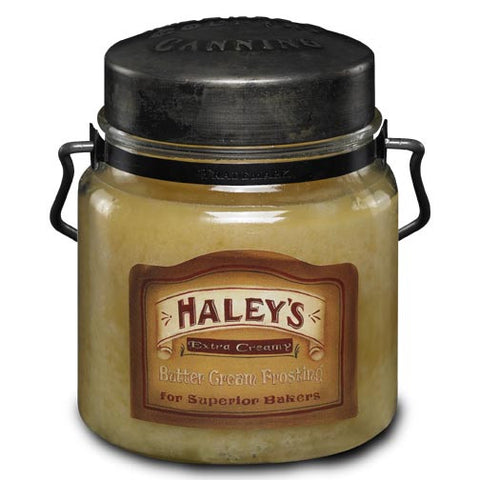 McCall's Candles - 16 Oz. Haleys Butter Frosting