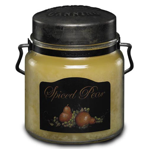 McCall's Candles - 16 Oz. Spiced Pear
